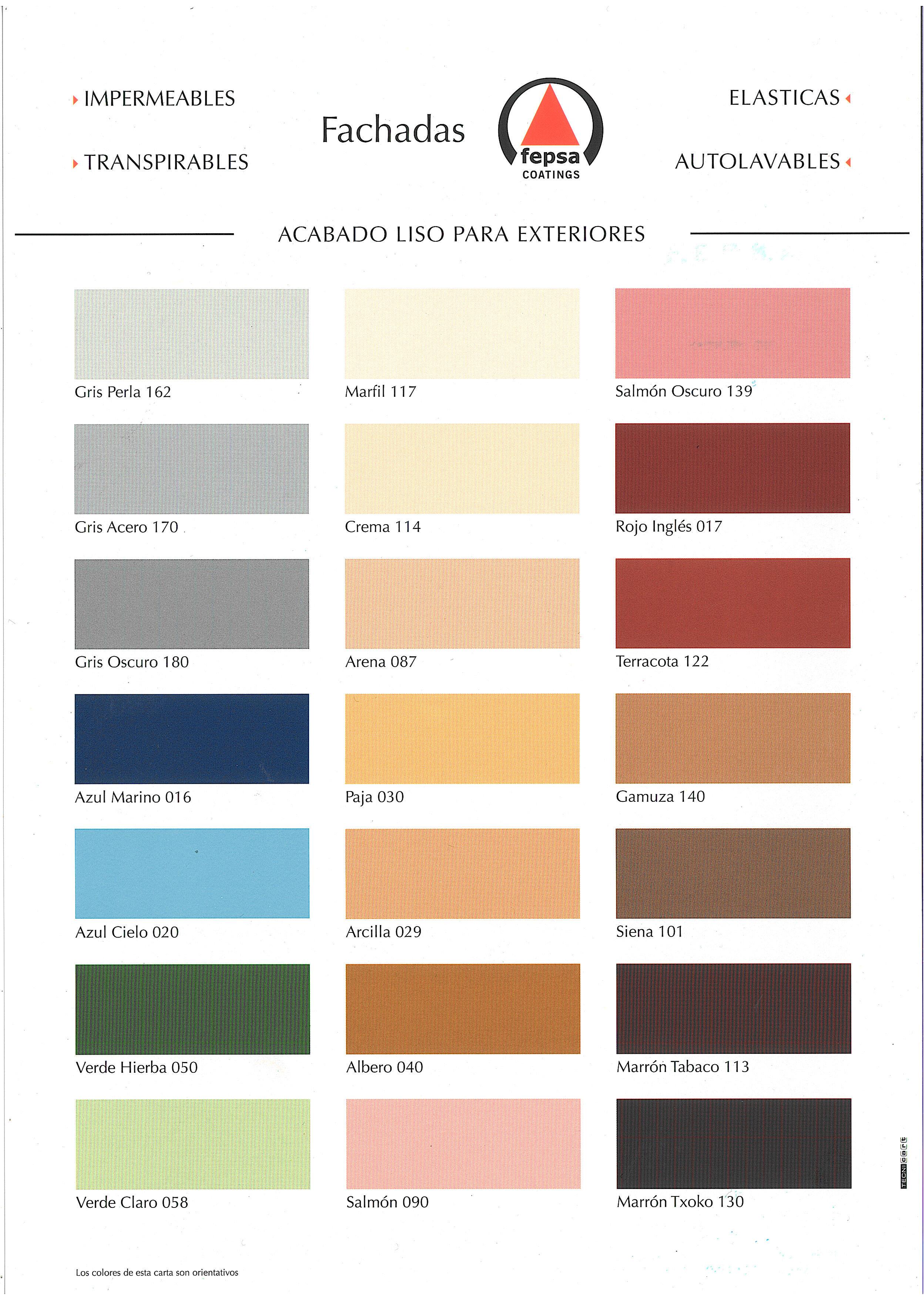 Elaskote b 4 xp impermeabilizante para fachadas - Productos para impermeabilizar fachadas ...