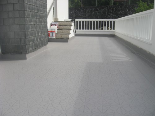 Impermeabilizante terrazas materiales de construcci n for Impermeabilizar terraza transitable